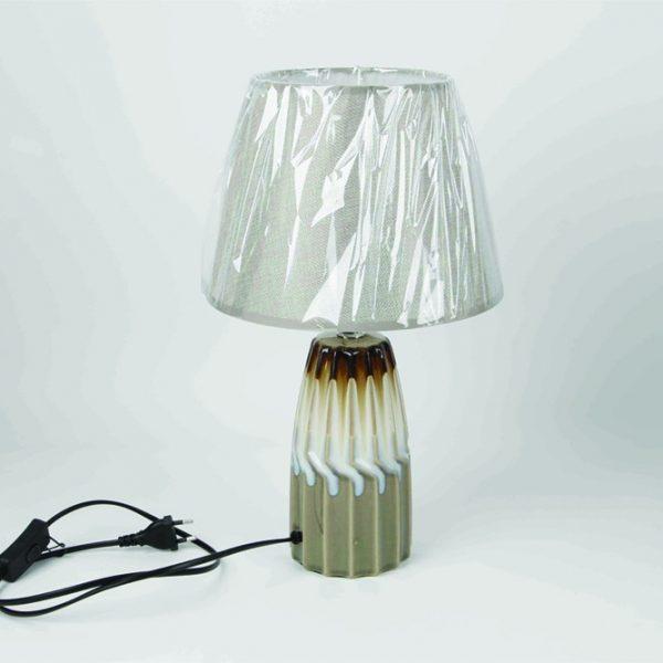 LAMPE DE TABLE 24.5X41 CM REF CQ442