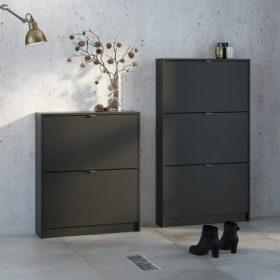 meuble-a-chaussures-w-2-portes-basculantes-et-2-couches-noir-mat-noir-mat
